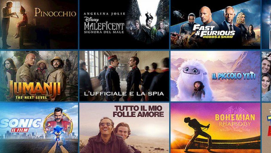 Ora su Prime Video puoi acquistare e noleggiare i film thumbnail