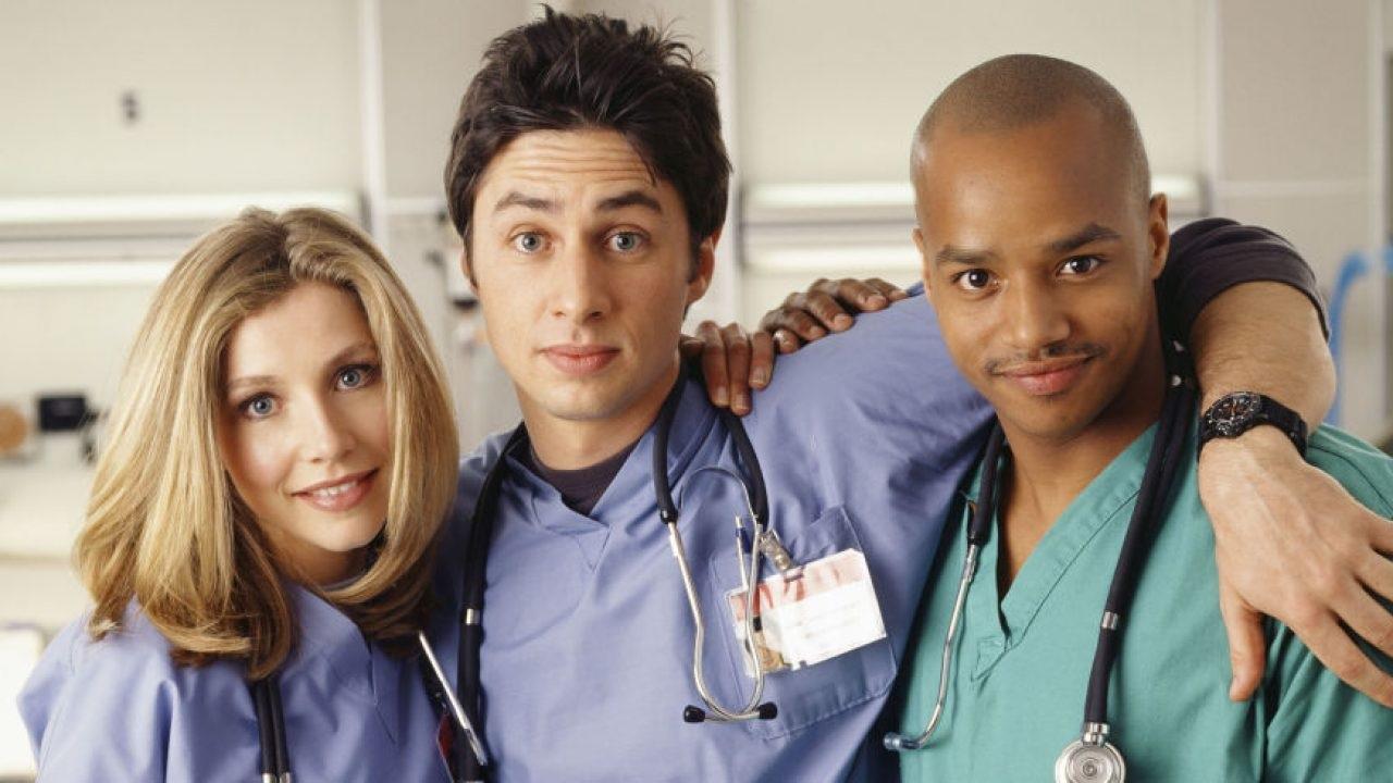 Scrubs: rimossi alcuni episodi da Hulu per la blackface thumbnail