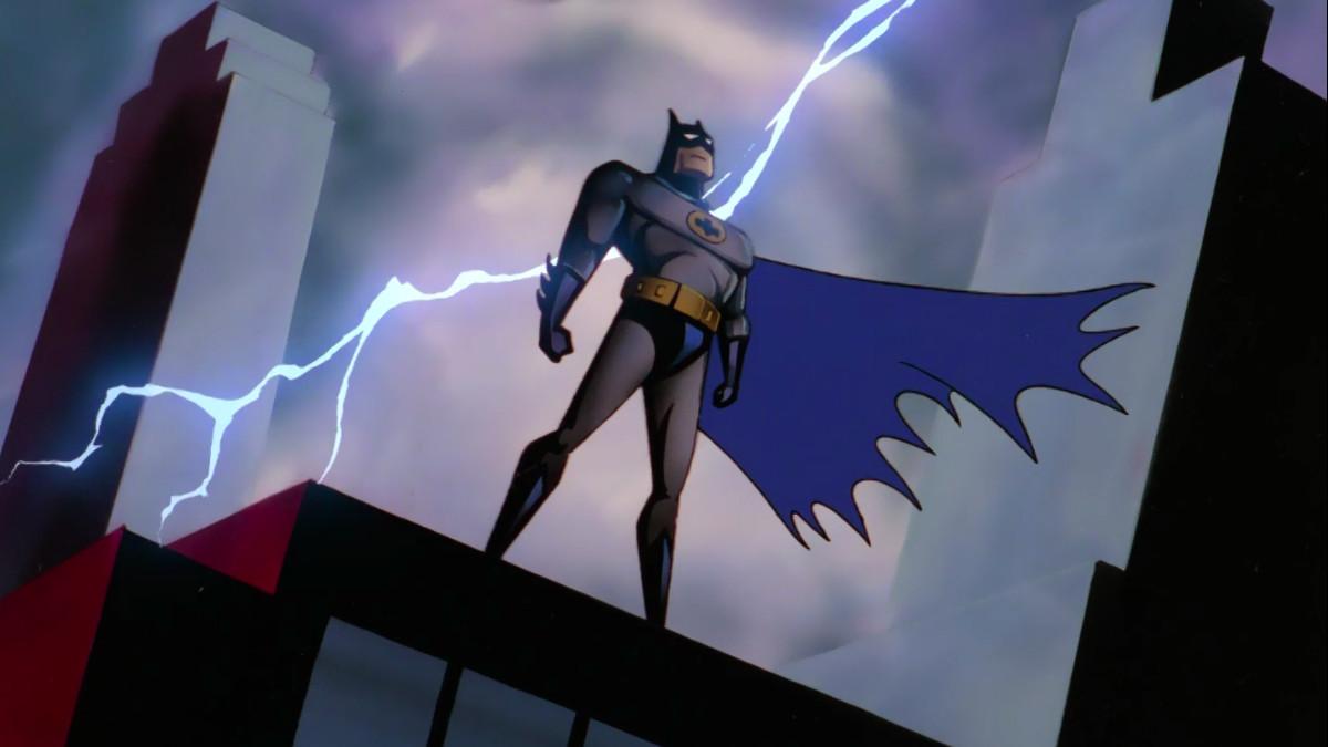 serie-tv-supereroibatman tas the animates series