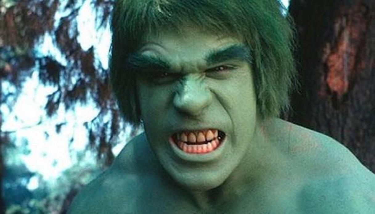 serie tv supereroi incredible hulk lou ferrigno