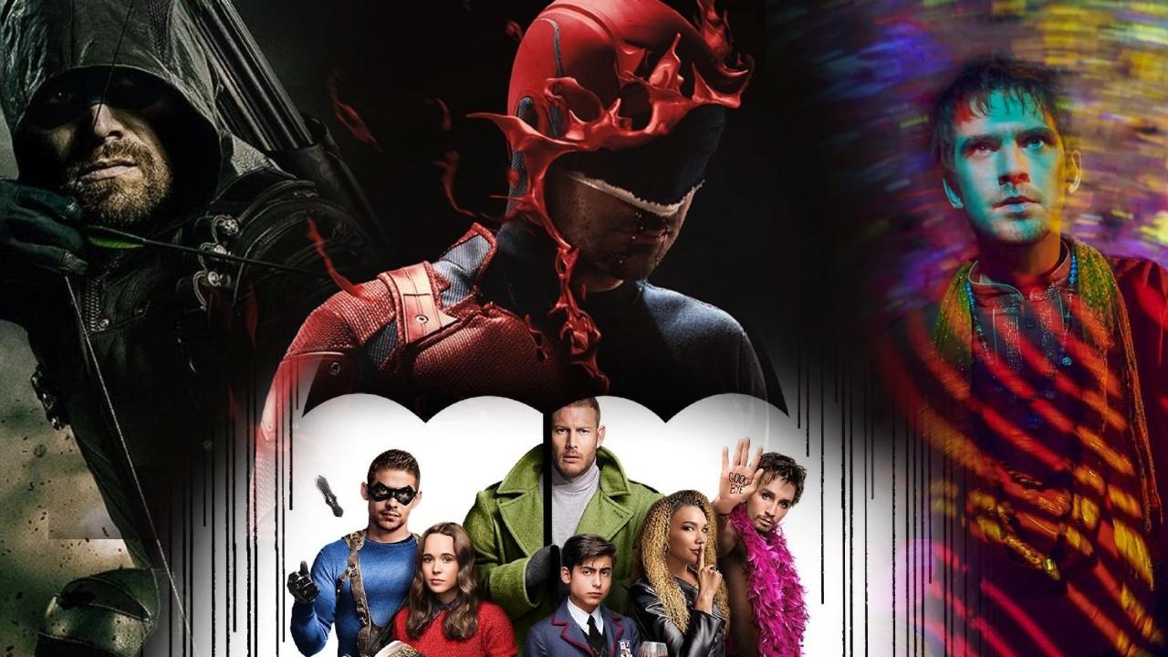 10 serie TV sui supereroi da recuperare thumbnail