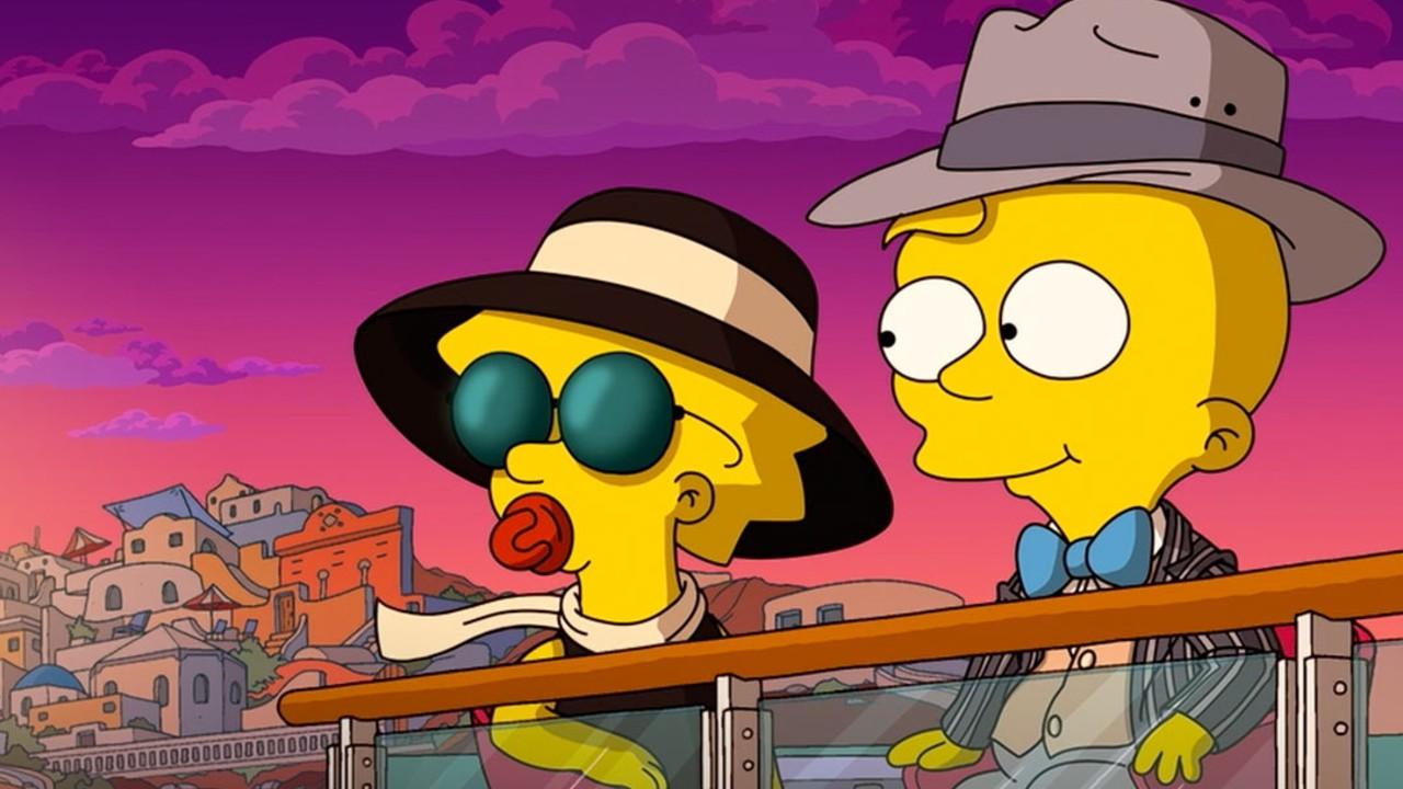 Da oggi su Disney+ il nuovo corto dei Simpson thumbnail