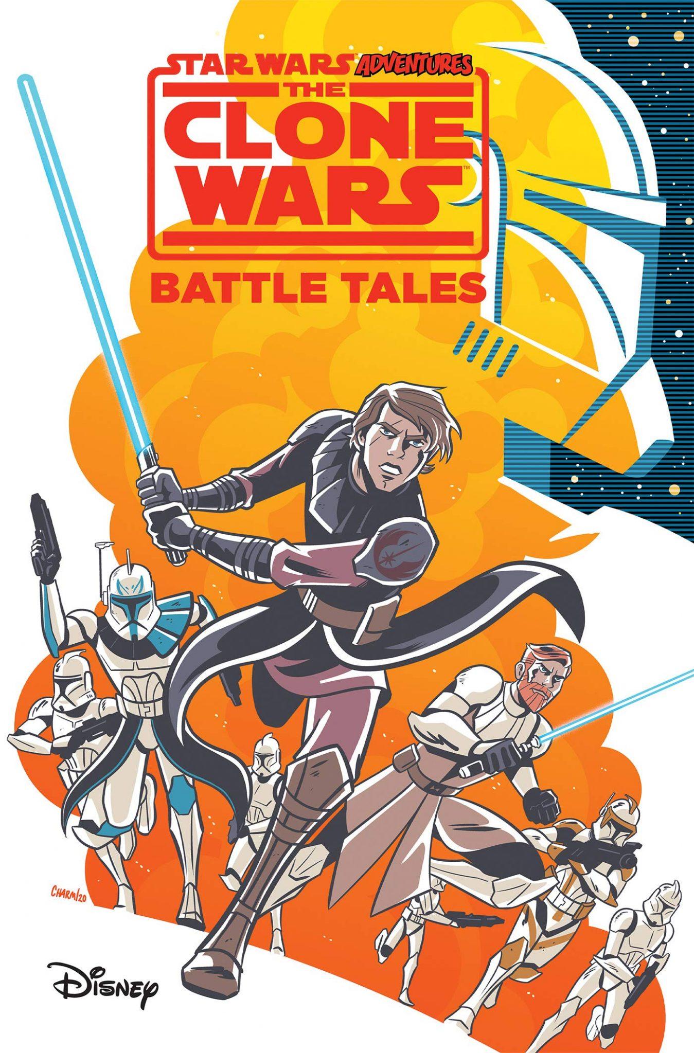 I fumetti di The Clone Wars ritarderanno l'uscita thumbnail