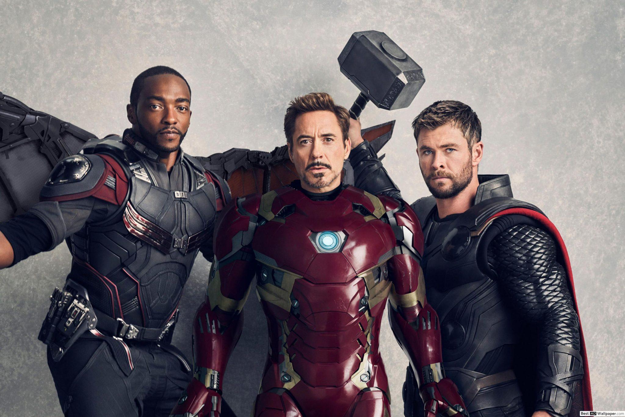 Iron Man resuscita nel copione (falso) di Thor 4 thumbnail