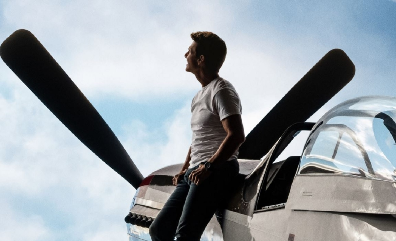 Top Gun: Maverick vola a dicembre thumbnail