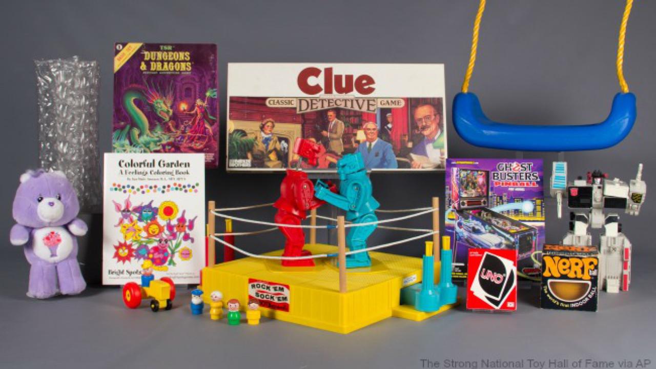 National Toy Hall of Fame, parte 2: quali giocattoli ci sono al suo interno? thumbnail