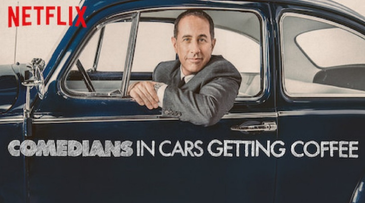 Comedians in Cars Getting Coffee potrebbe finire thumbnail