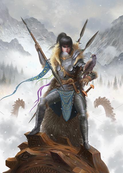 Frosthaven immagine personaggio