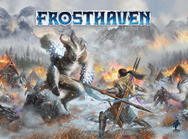 Frosthaven: il gioco da tavolo con il nuovo record di finanziamento su Kickstarter thumbnail