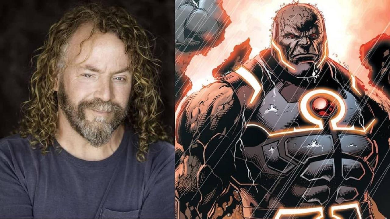 Ray Porter ha interpretato Darkseid nella Snyder Cut thumbnail