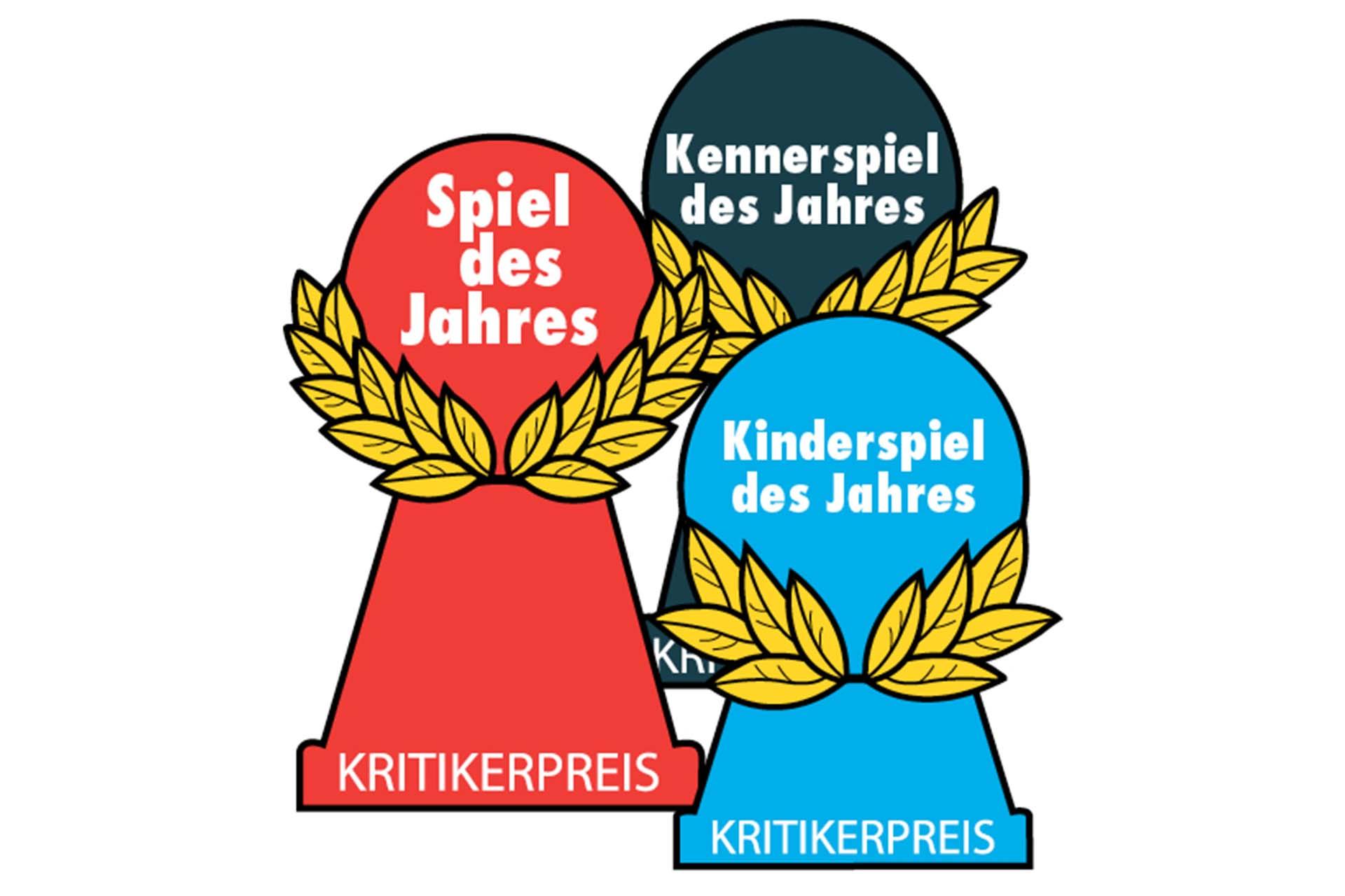 Top 10: Giochi da tavolo vincitori dello Spiel des Jahres thumbnail