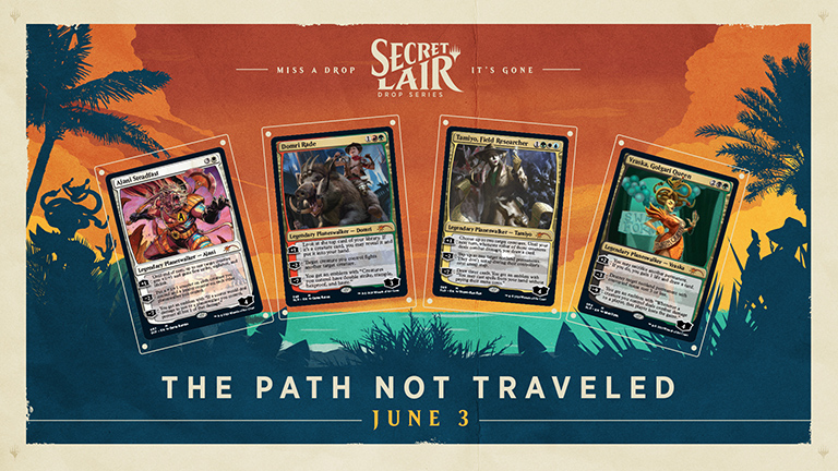 Summer Superdrop The Path Not Traveled Magic