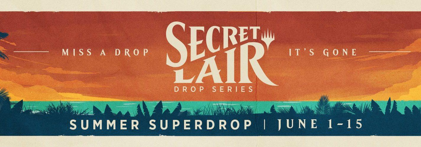 Magic: the Gathering - Annunciato il Summer Superdrop di Secret Lair thumbnail