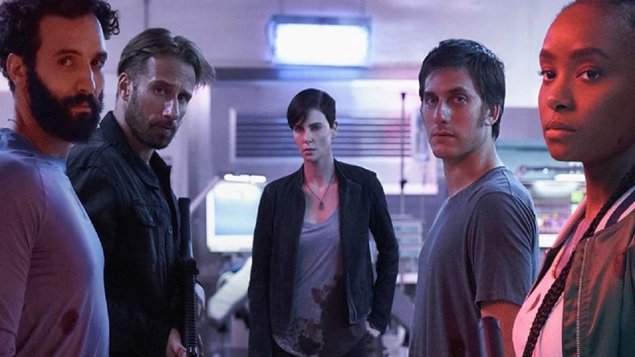 The Old Guard: il trailer del film Netflix con Charlize Theron e Luca Marinelli thumbnail