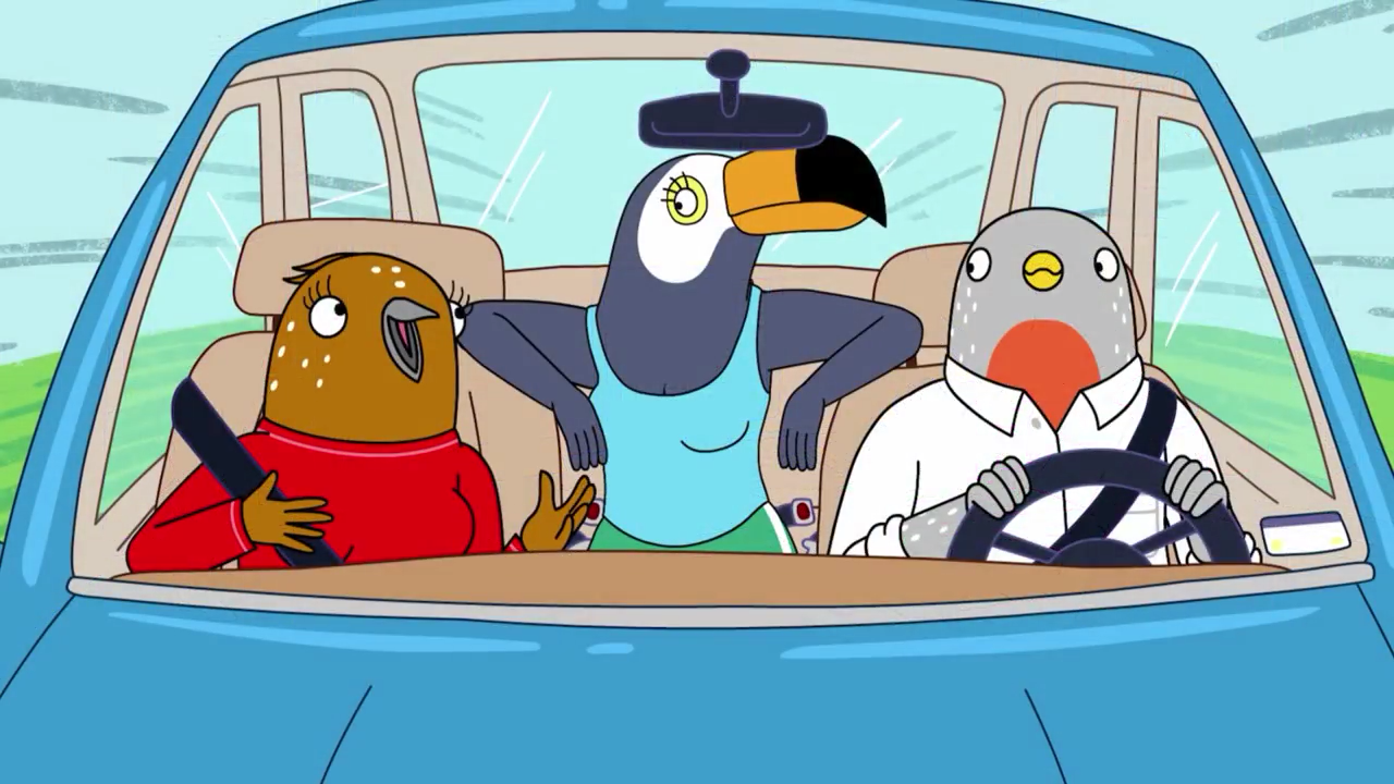 Tuca & Bertie 2 si farà: Adult Swim salva lo show! thumbnail