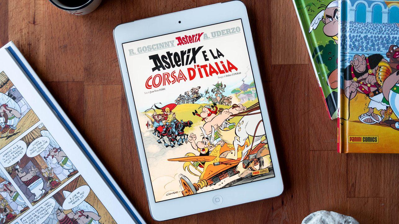 Grande offerta per tutti i fumetti di Asterix thumbnail