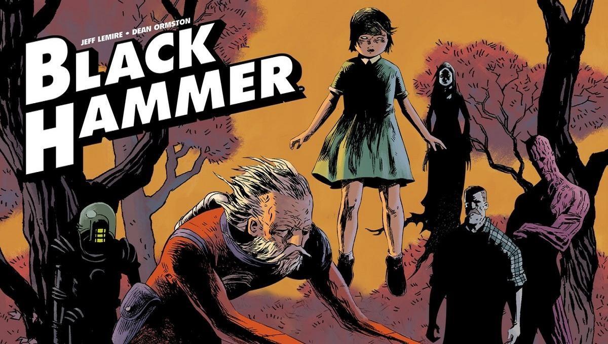 Black Hammer, lo scontro quotidiano dei supereroi thumbnail