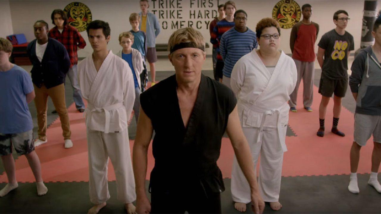 Cobra Kai: quando arriva la serie televisiva su Netflix? thumbnail