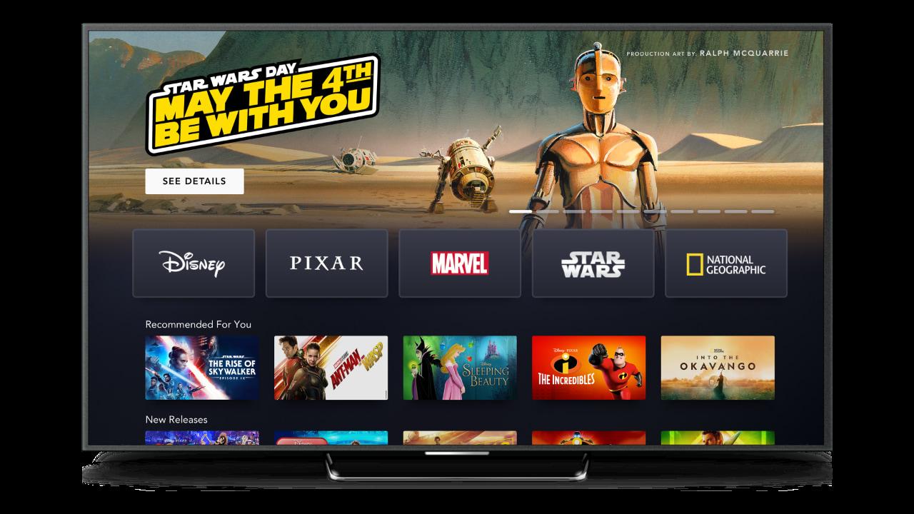 Disney+ si arricchisce con concept art originali di Star Wars thumbnail