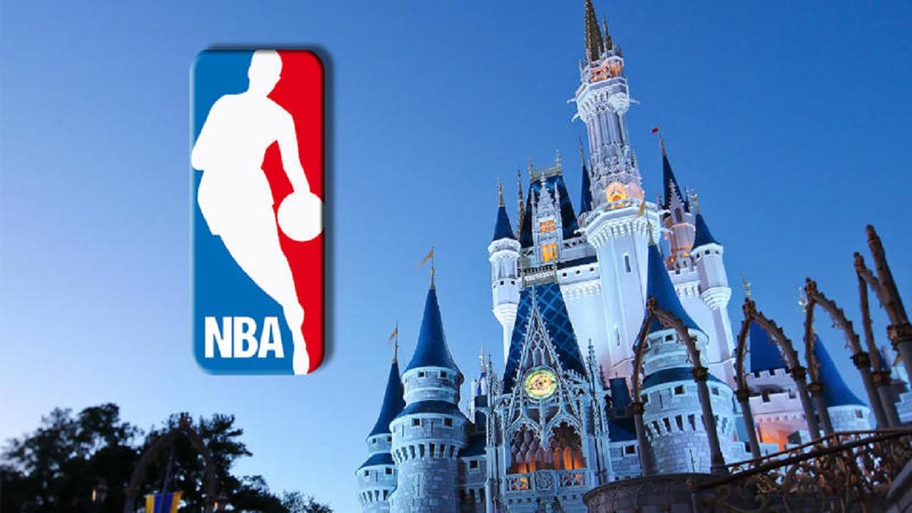 L'NBA potrebbe tornare a giocare... a Disney World! thumbnail
