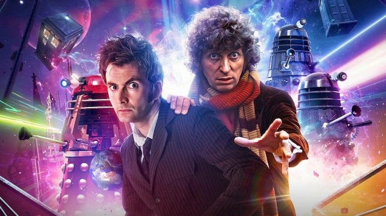 Tom Baker e David Tennant tornano a Doctor Who per un racconto audio thumbnail
