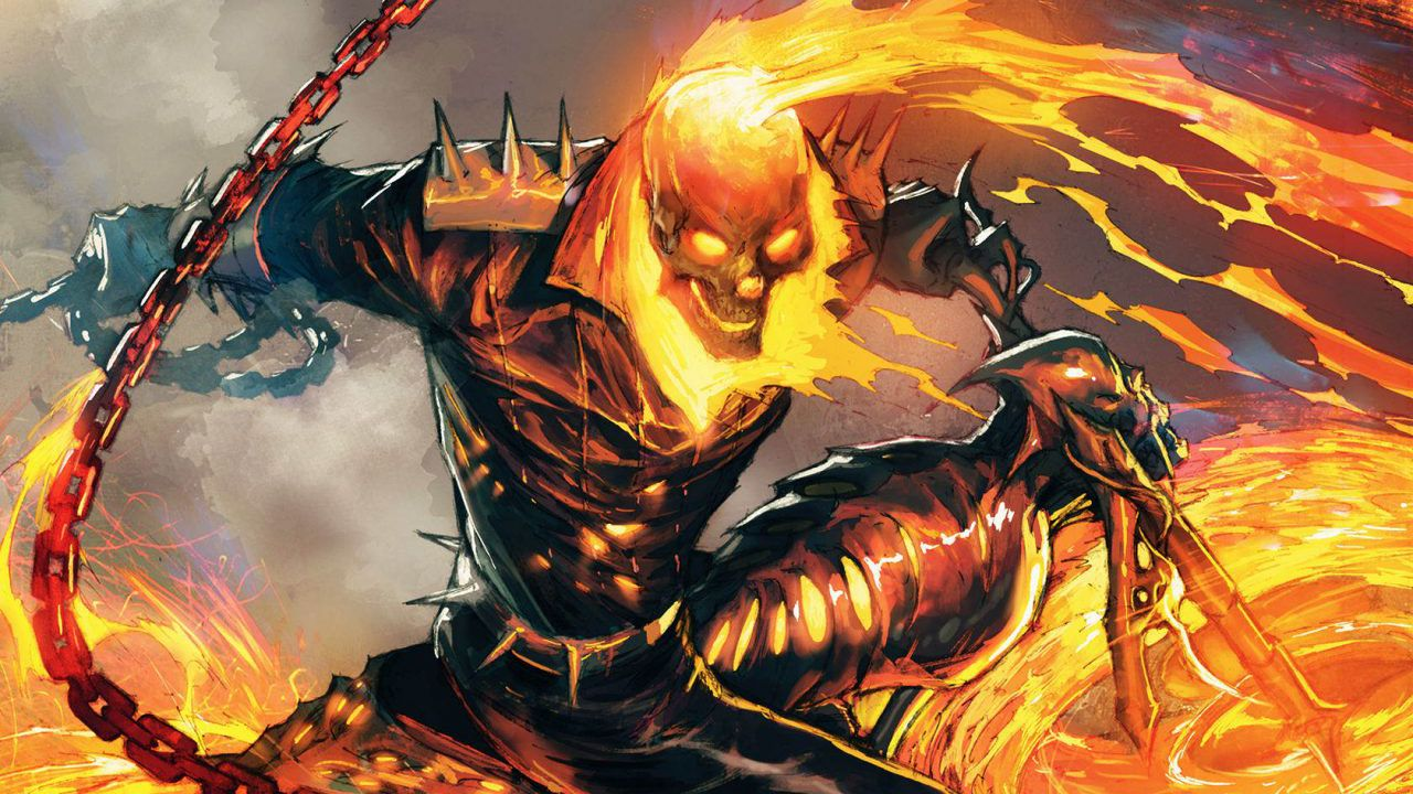 Rombano i motori per Ghost Rider al cinema? thumbnail