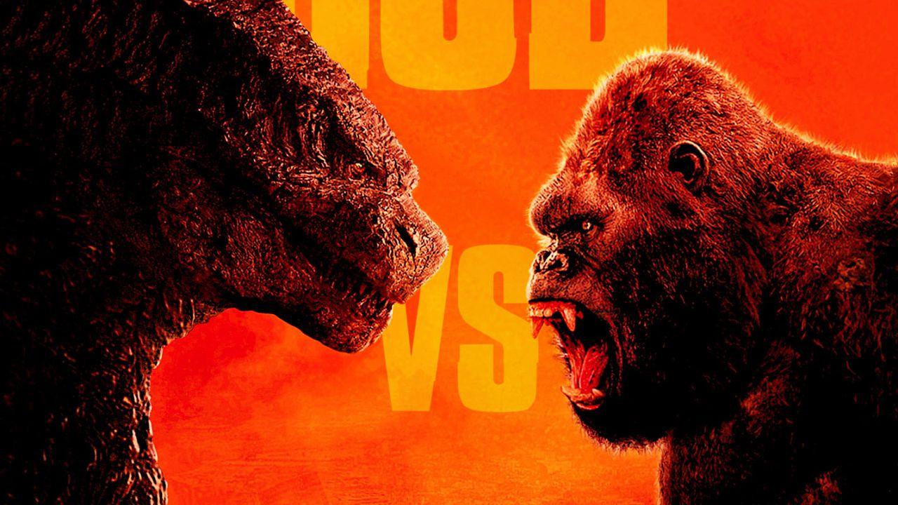 Godzilla vs Kong potrebbe arrivare in streaming thumbnail