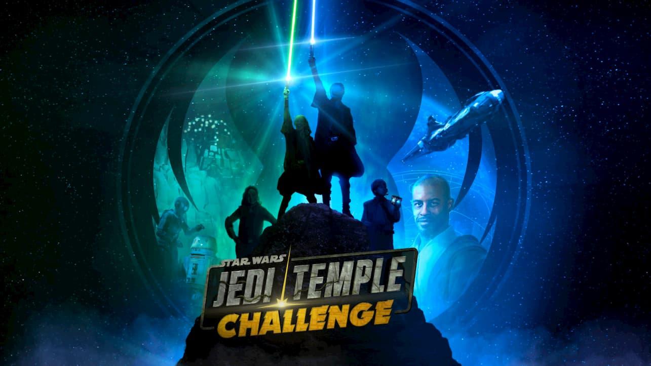Lo show che ti sfida a diventare Cavaliere Jedi thumbnail