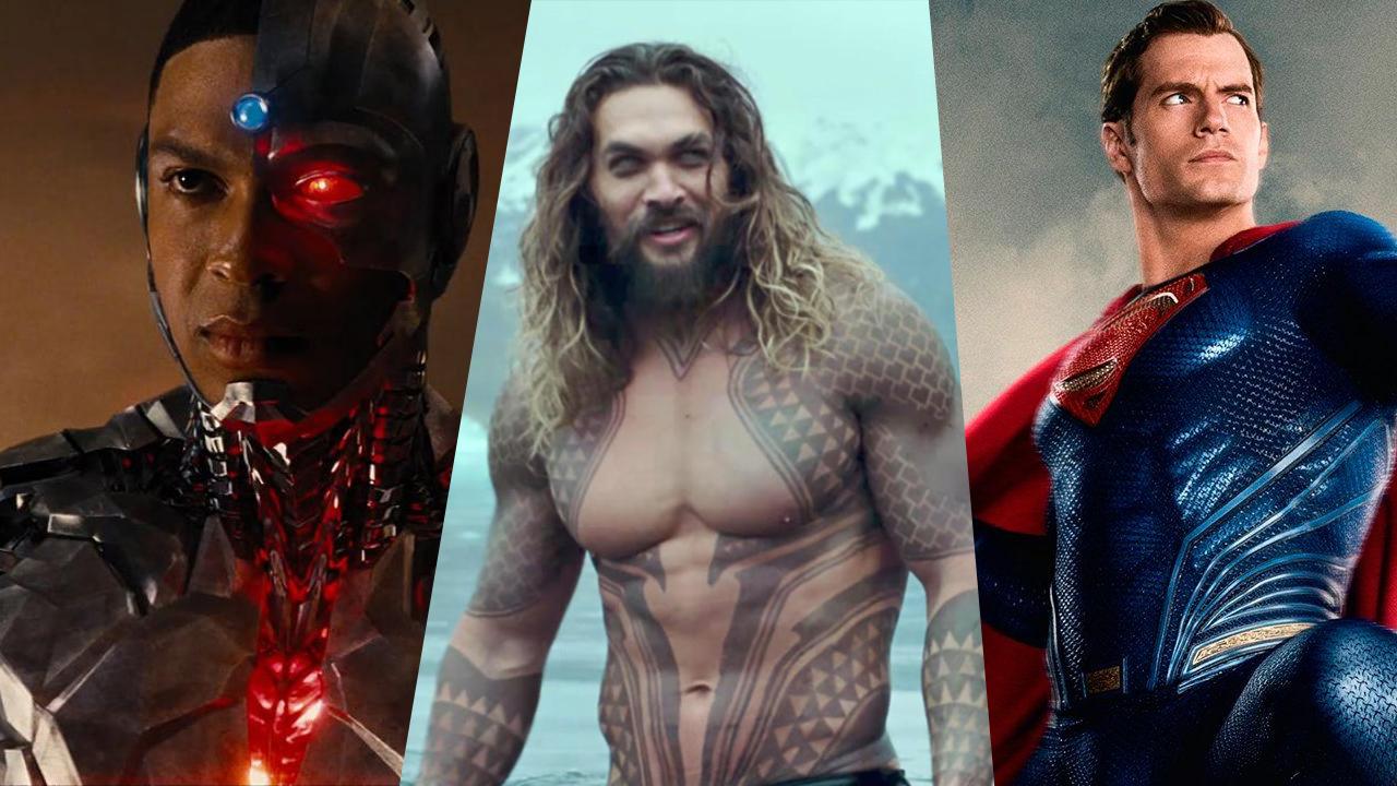 Il cast di Justice League reagisce all'annuncio della Snyder Cut thumbnail