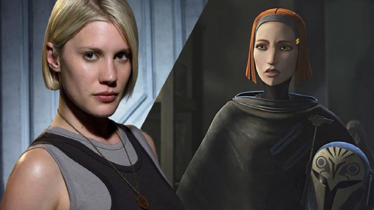 The Mandalorian 2: Katee Sackhoff entra nel cast thumbnail