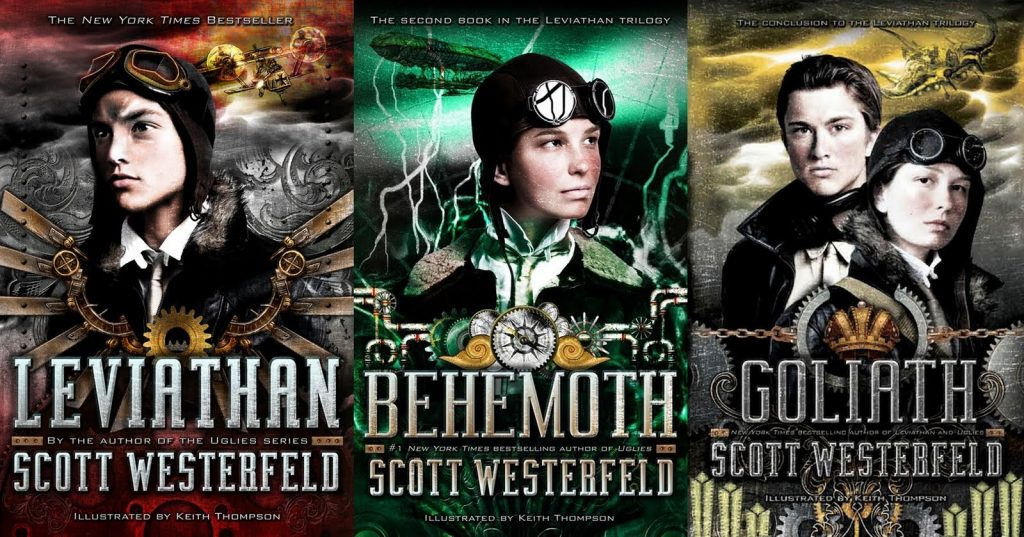 Leviathan Westerfield saghe fantascienza