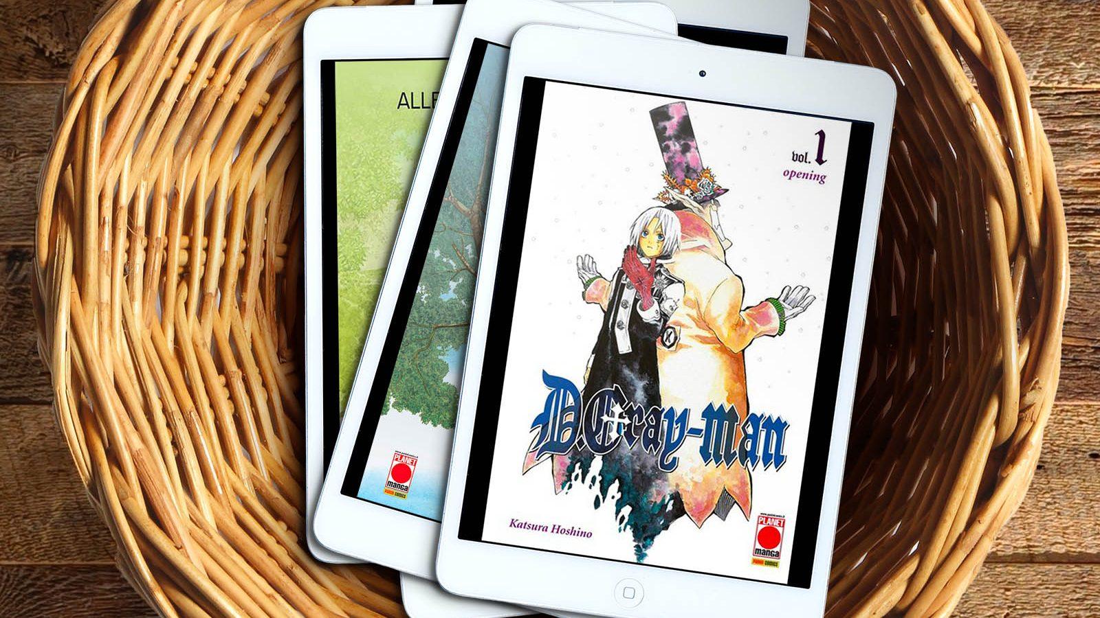 Nuovi manga da leggere sul divano thumbnail