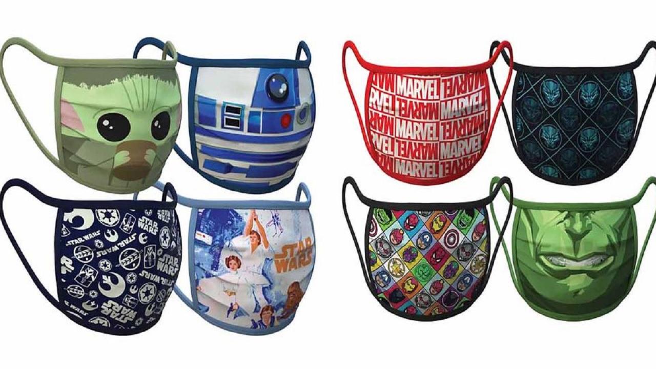 Disney lancia una collezione di mascherine lavabili thumbnail