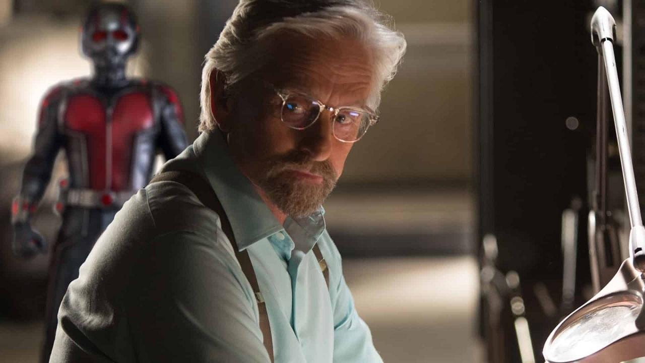 Ant-Man 3: Michael Douglas annuncia grandi novità! thumbnail