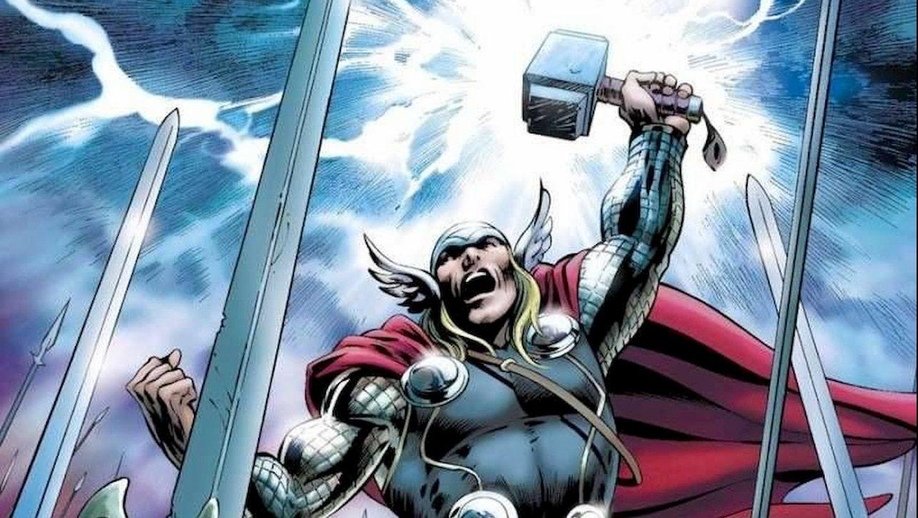 Marvel sfida i fan a creare il proprio Mjolnir thumbnail