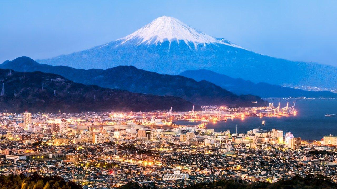 Il Monte Fuji è chiuso per tutto l'anno thumbnail