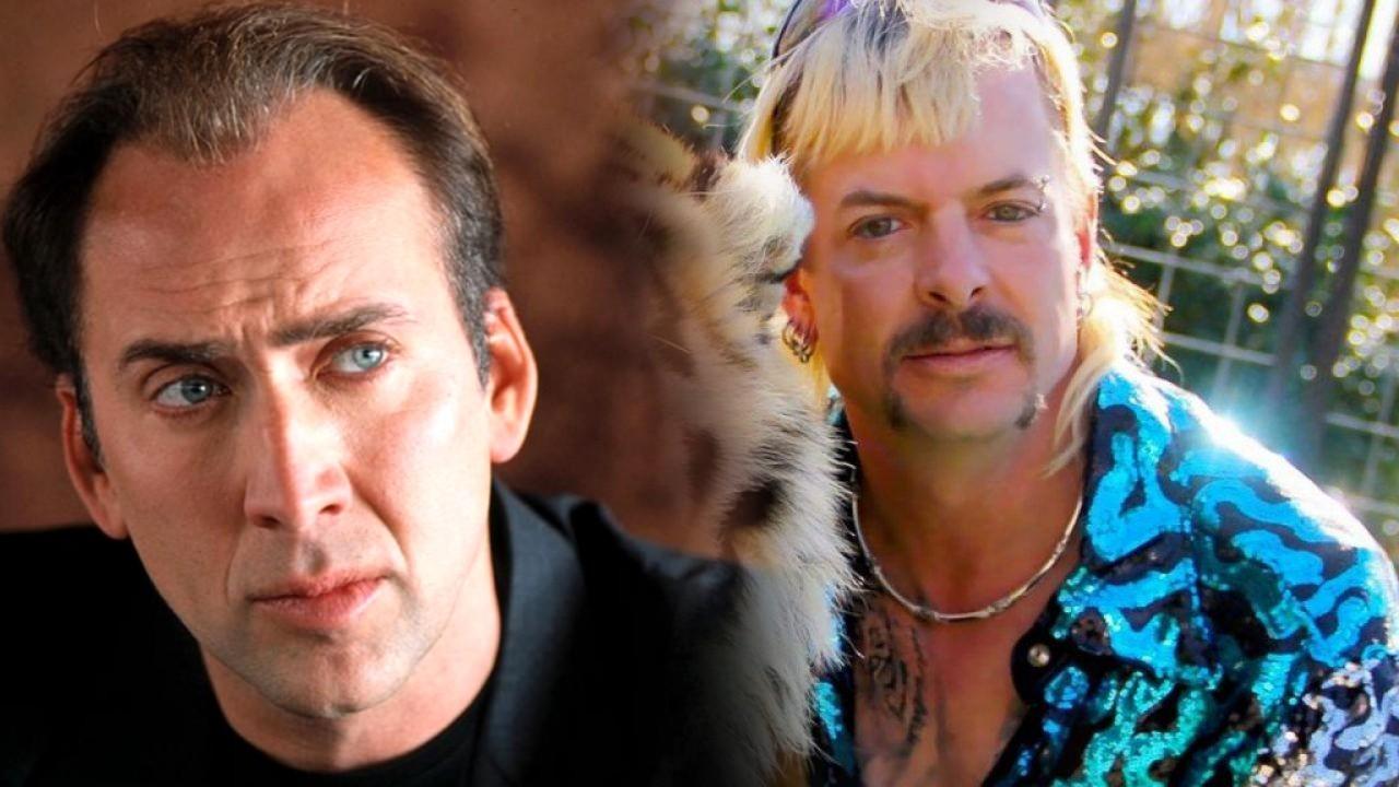 Nicolas Cage sarà Joe Exotic nella serie TV thumbnail