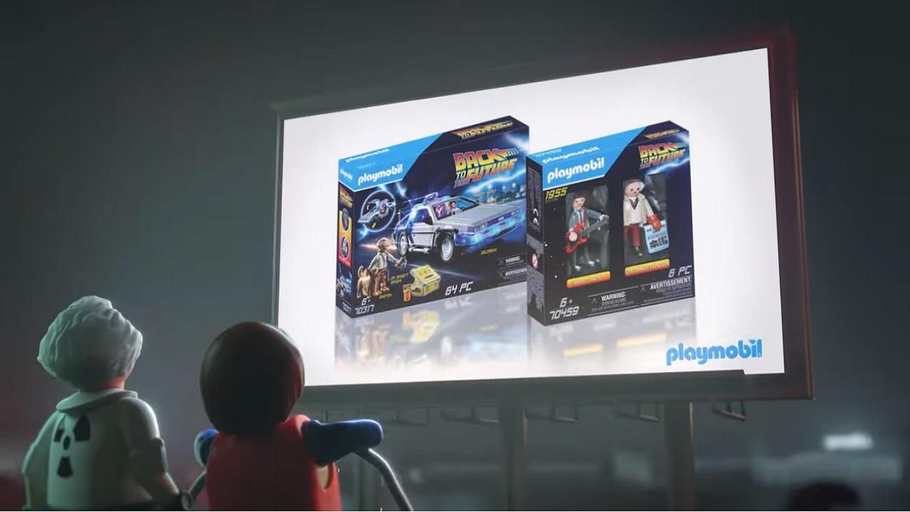 Playmobil: lanciati nuovi prodotti dedicati a Ritorno al Futuro thumbnail