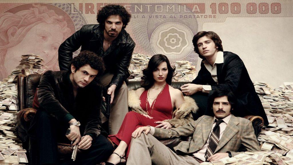 romanzo criminale serie tv italia
