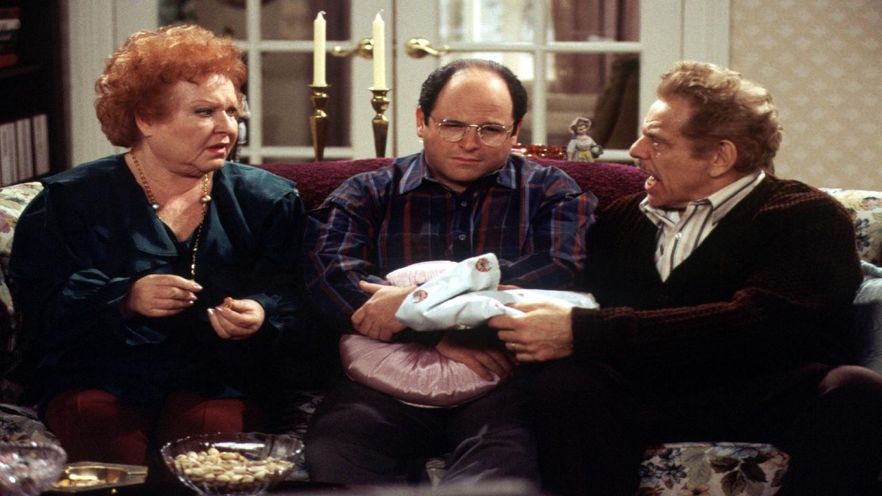 Le stelle di Seinfeld ricordano Jerry Stiller thumbnail