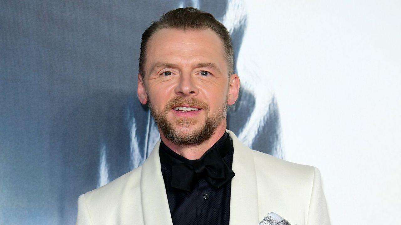 Simon Pegg vuole un ruolo in The Mandalorian thumbnail