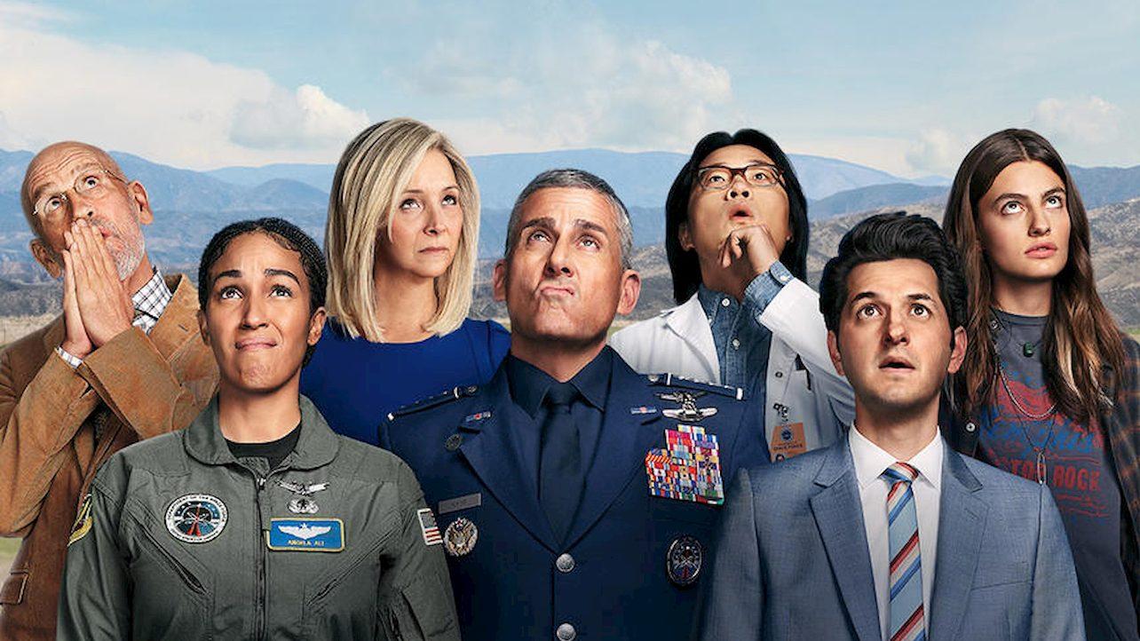 Space Force rinnovata ufficialmente per una seconda stagione thumbnail