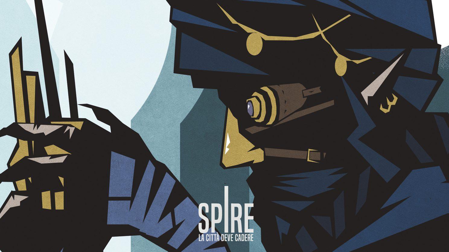 Debutta Spire, un nuovo gioco di ruolo fantasy punk thumbnail