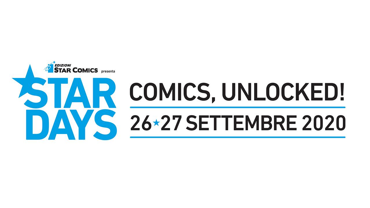 Arrivano gli Star Days, per unire autori, lettori e fumetterie thumbnail