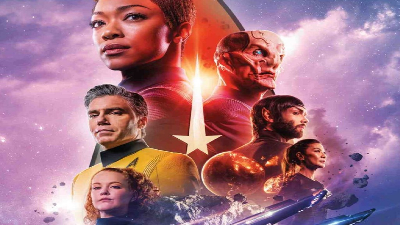 Star Trek Discovery: spin-off in arrivo! thumbnail