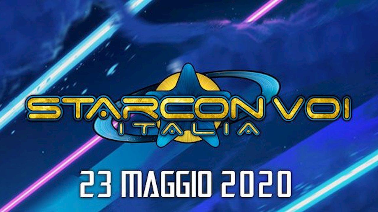 La Starcon 2020 si sposta online thumbnail
