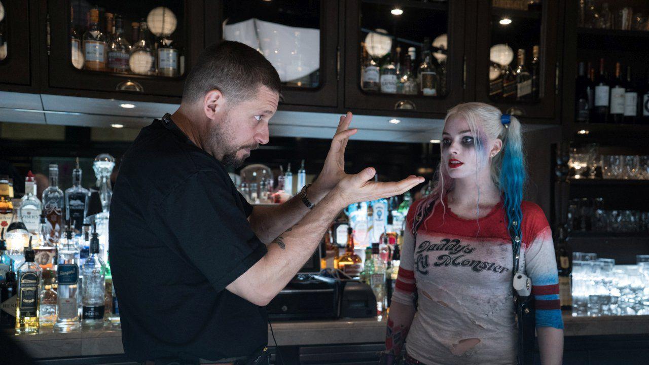Suicide Squad: David Ayer mostra una nuova immagine di Joker e Harley Quinn thumbnail