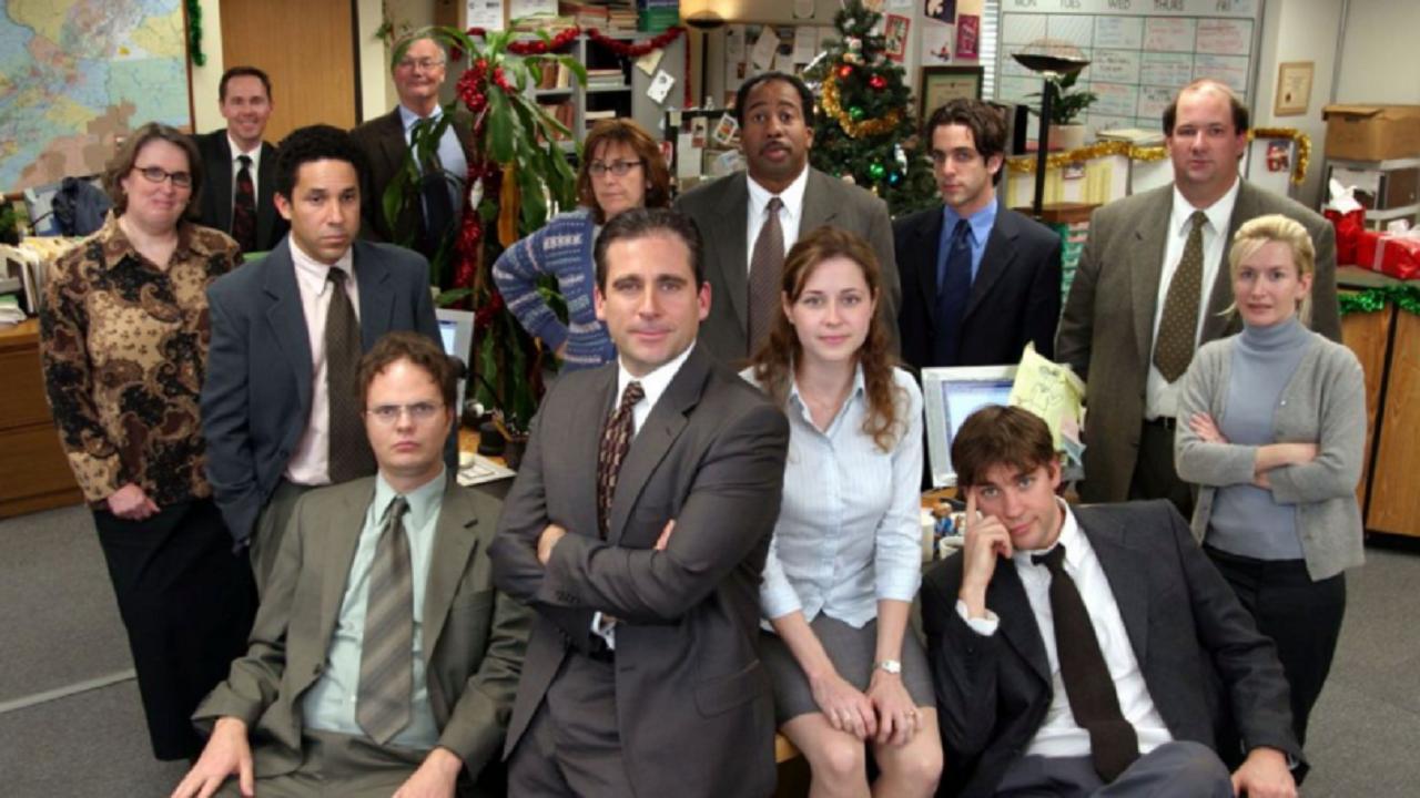 Lo show più visto del 2020? The Office thumbnail