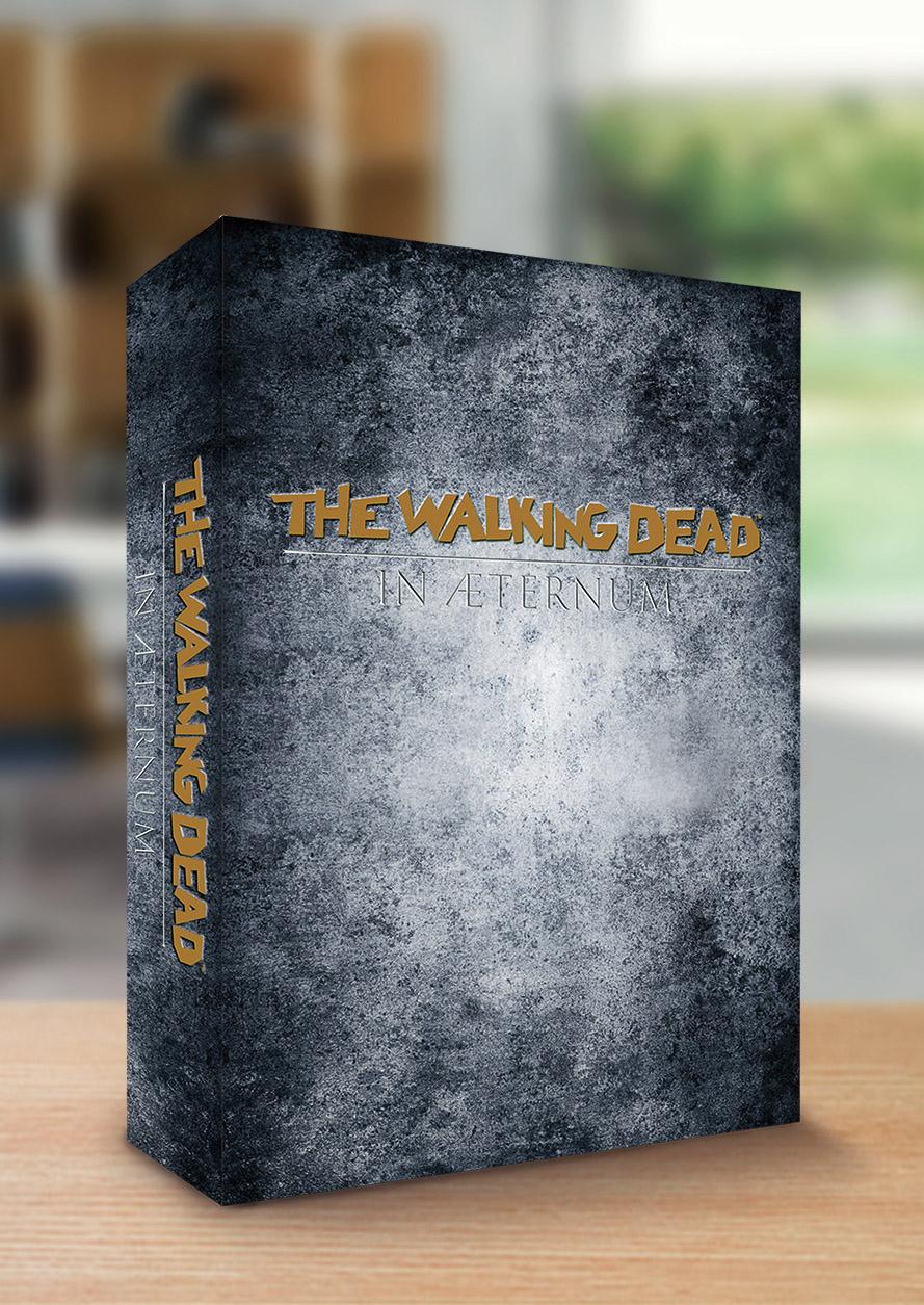 the walking dead finale cofanetto saldapress