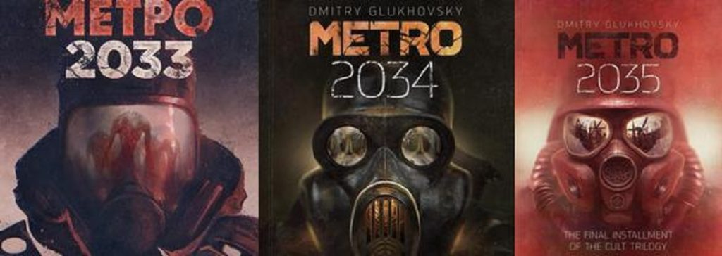 Trilogia Metro Glukhovsky saghe fantasy